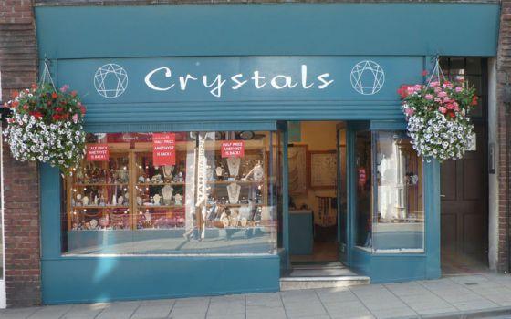 winchester shop jewellery fossils gemstones